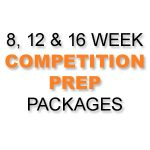 Competition Prep Coaching